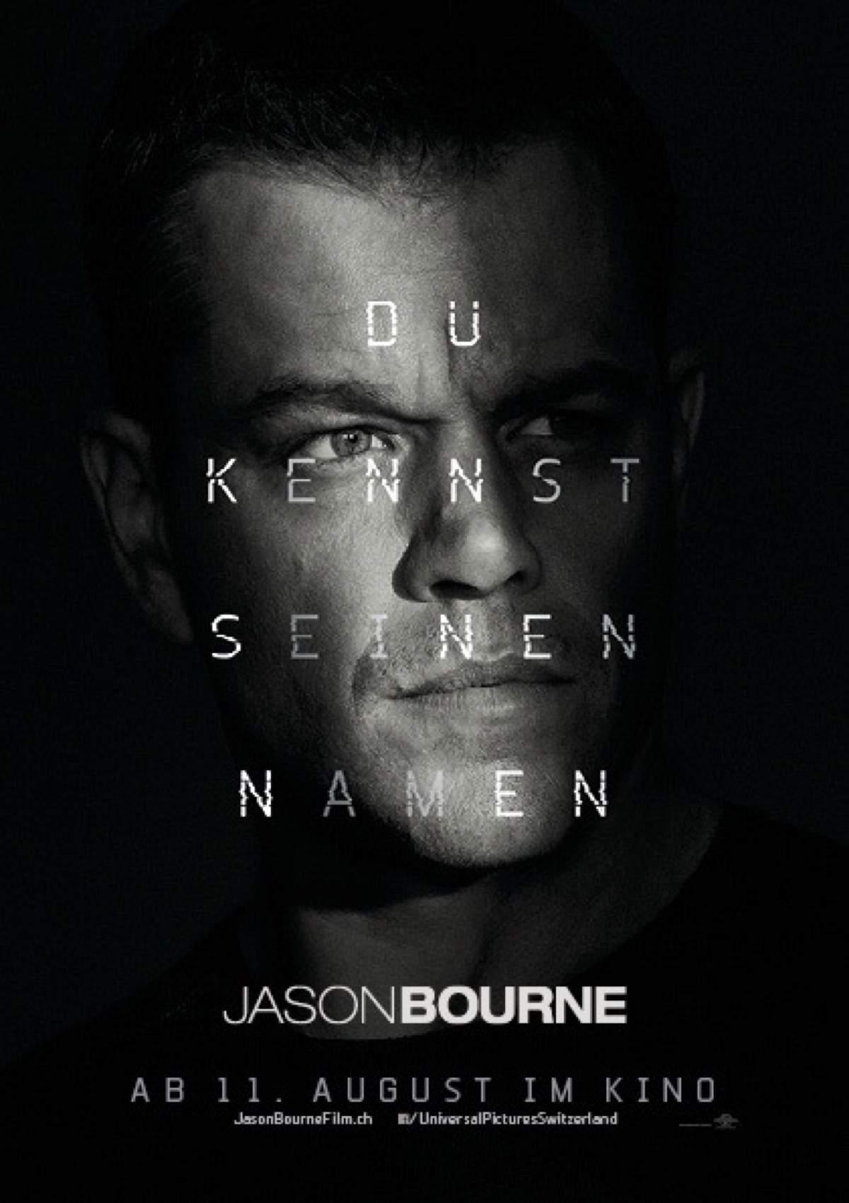Bourne Teile