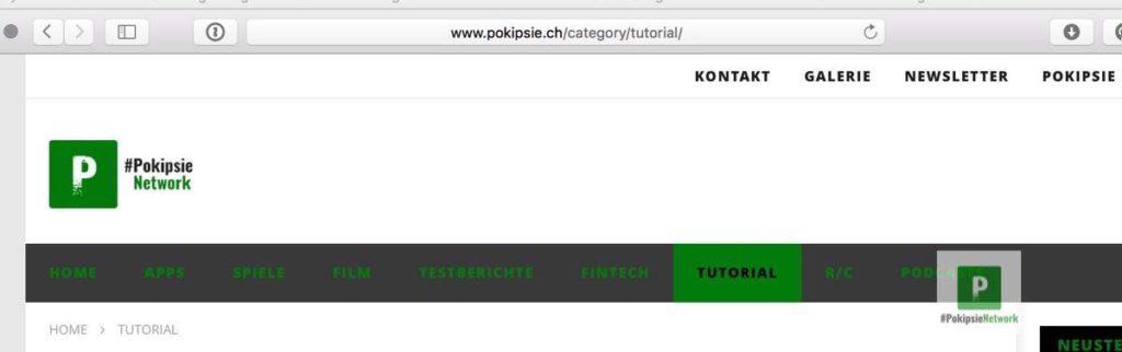 Komplette URL in Safari anzeigen