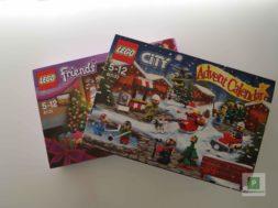 LEGO Adventskalender 2016