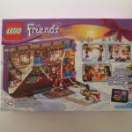 LEGO Friends Kalender hinten