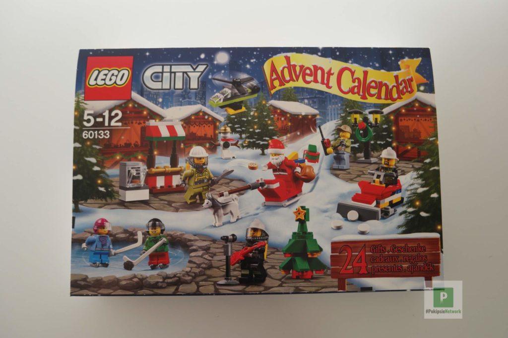 LEGO City Kalender vorne