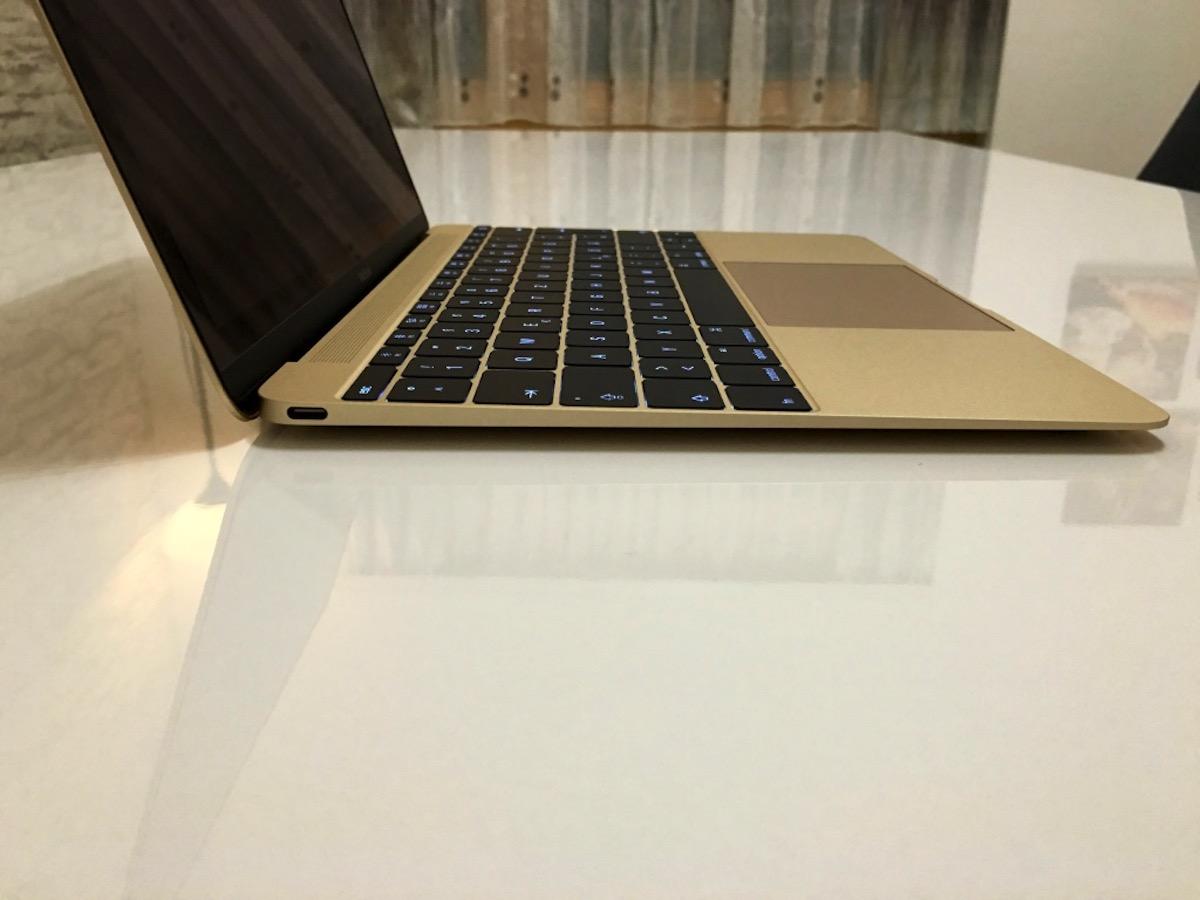 MacBook 12 Test