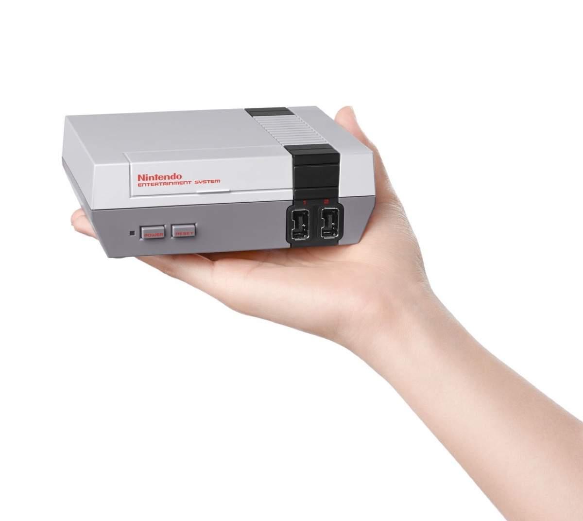 Nintendo Classic Mini ab November im Handel
