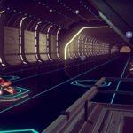 Im Innern einer Raumstation