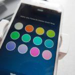 Die Farbwahl des Smart-Rings