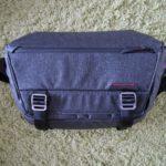 Erster Blick auf die Tasche