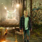 Point Break - Szenen - 09 Johnny Utah (Luke Bracey)