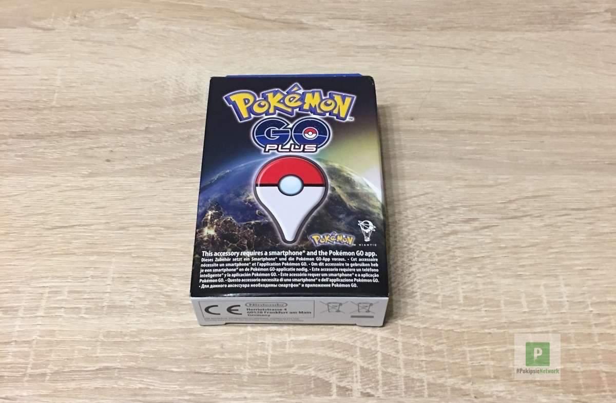 Pokémon GO Plus Testbericht