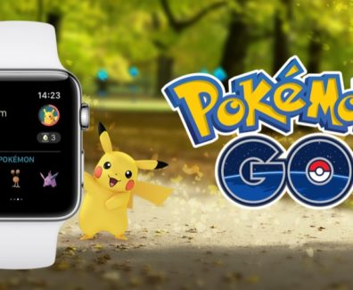 Pokemon Go Apple Watch Header