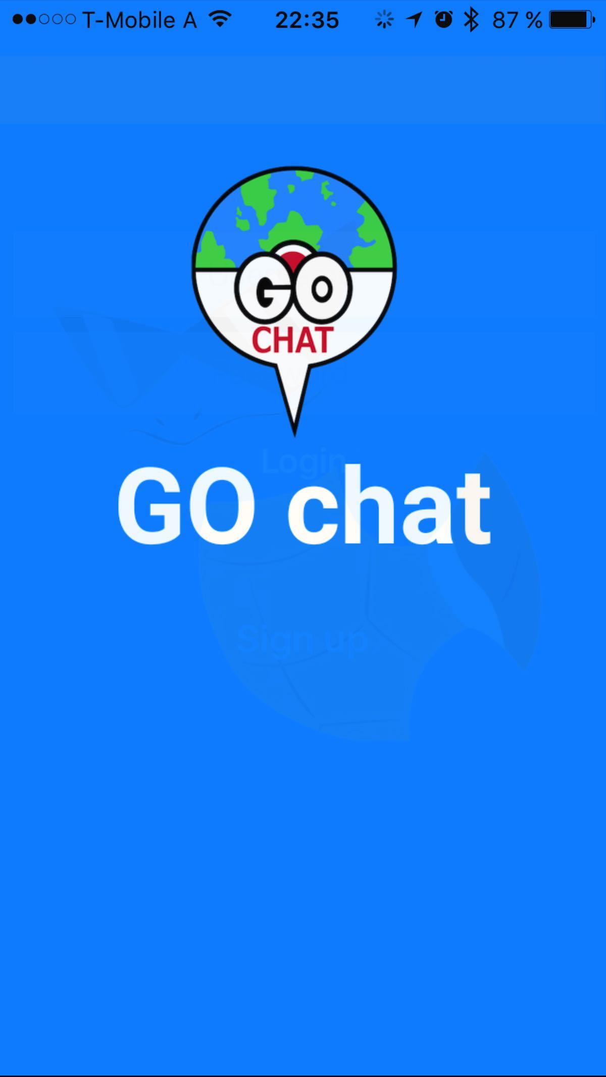 GoChat rüstet den Chat als Drittanbieter App Nach