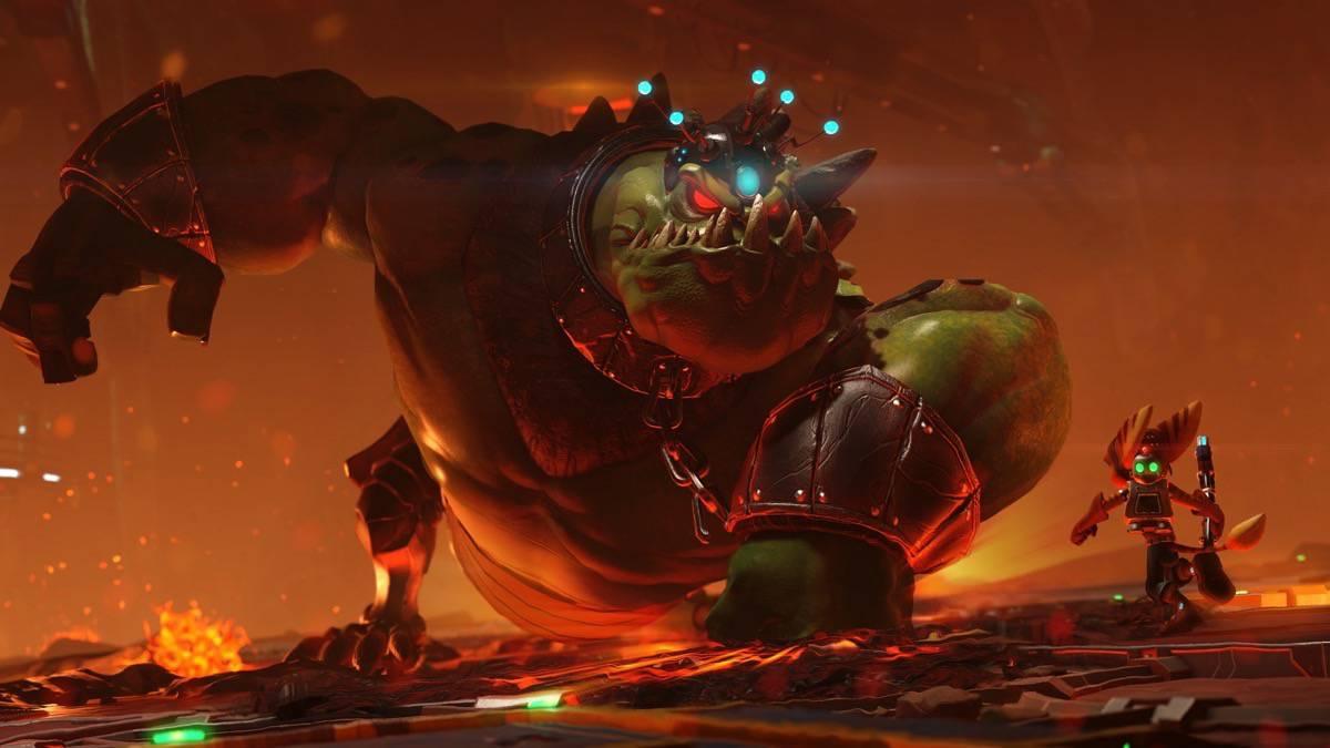 Ratchet & Clank - Bild 9 - Muahahaha - Dieser Endboss scheint ziemlich schlecht gelaunt