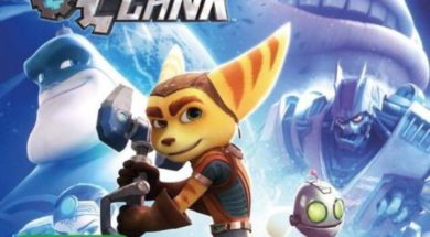 Ratchet & Clank – PS4 Cover