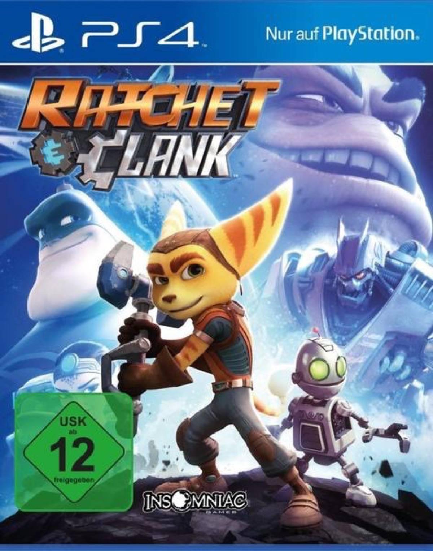 Ratchet & Clank Test