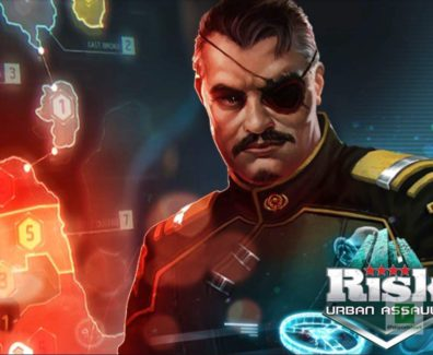 Risk – Urban Assault