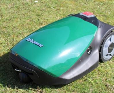 Robomow RC306 – Test für Projekt Hausbau, #GeekTalk und GadgetPlaza