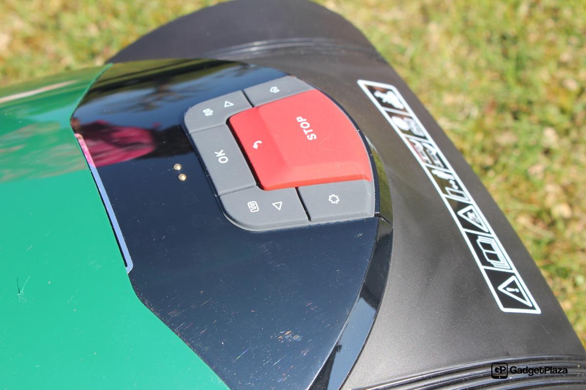Robomow RC306 Ankündigung vom Rasenmäher mit Smartphone Steuerung