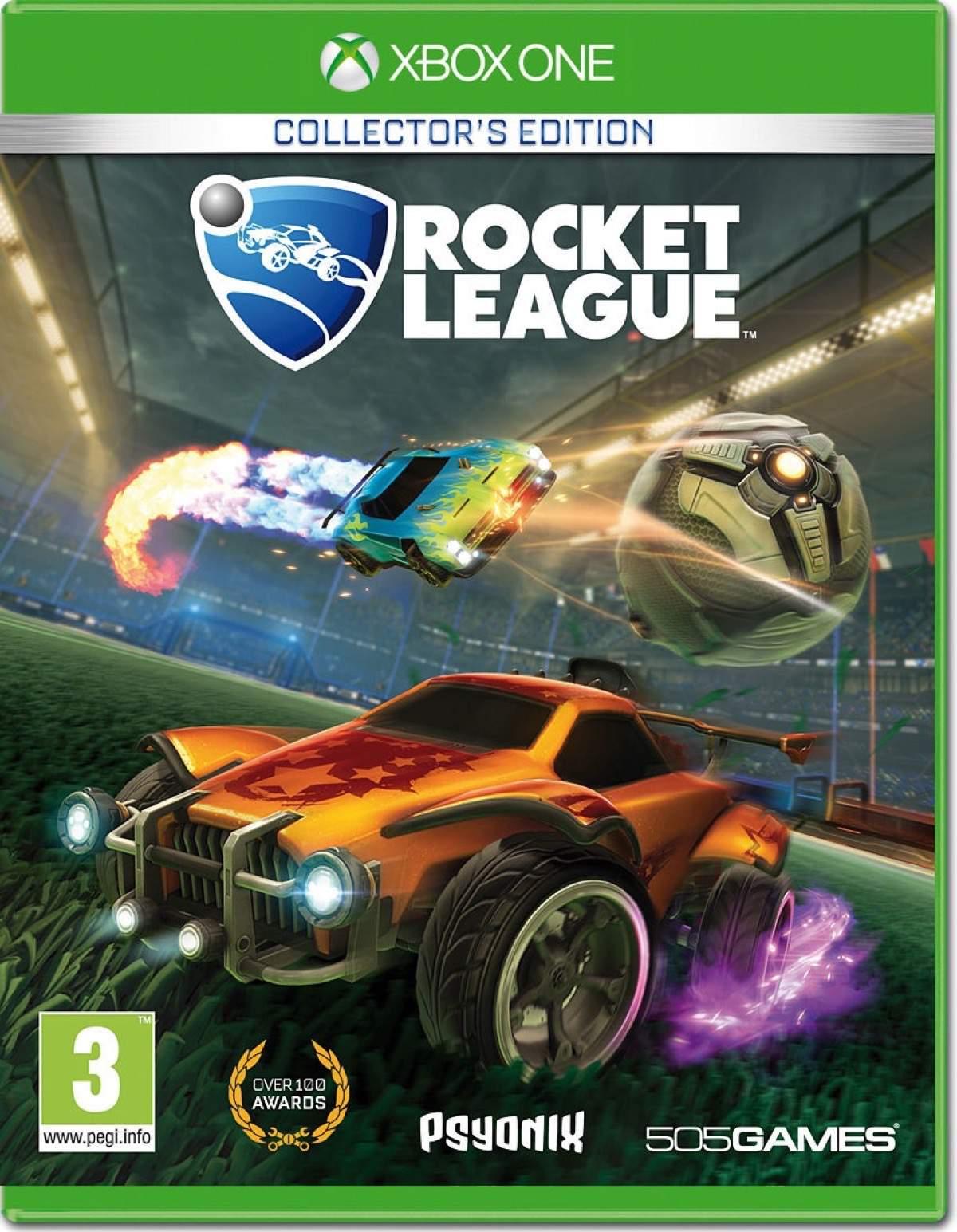 Rocket League Collector's Edition Testbericht