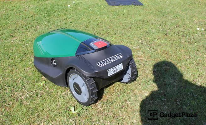 Robomow RC306 - Test für Projekt Hausbau, #GeekTalk und GadgetPlaza Robomow RC306 - Test für Projekt Hausbau, #GeekTalk und GadgetPlaza