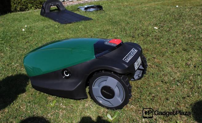 Robomow RC306 - Test für Projekt Hausbau, #GeekTalk und GadgetPlaza v