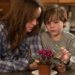 Room - Szenen - 05 Ma (Brie Larson), Jack (Jacob Tremblay)