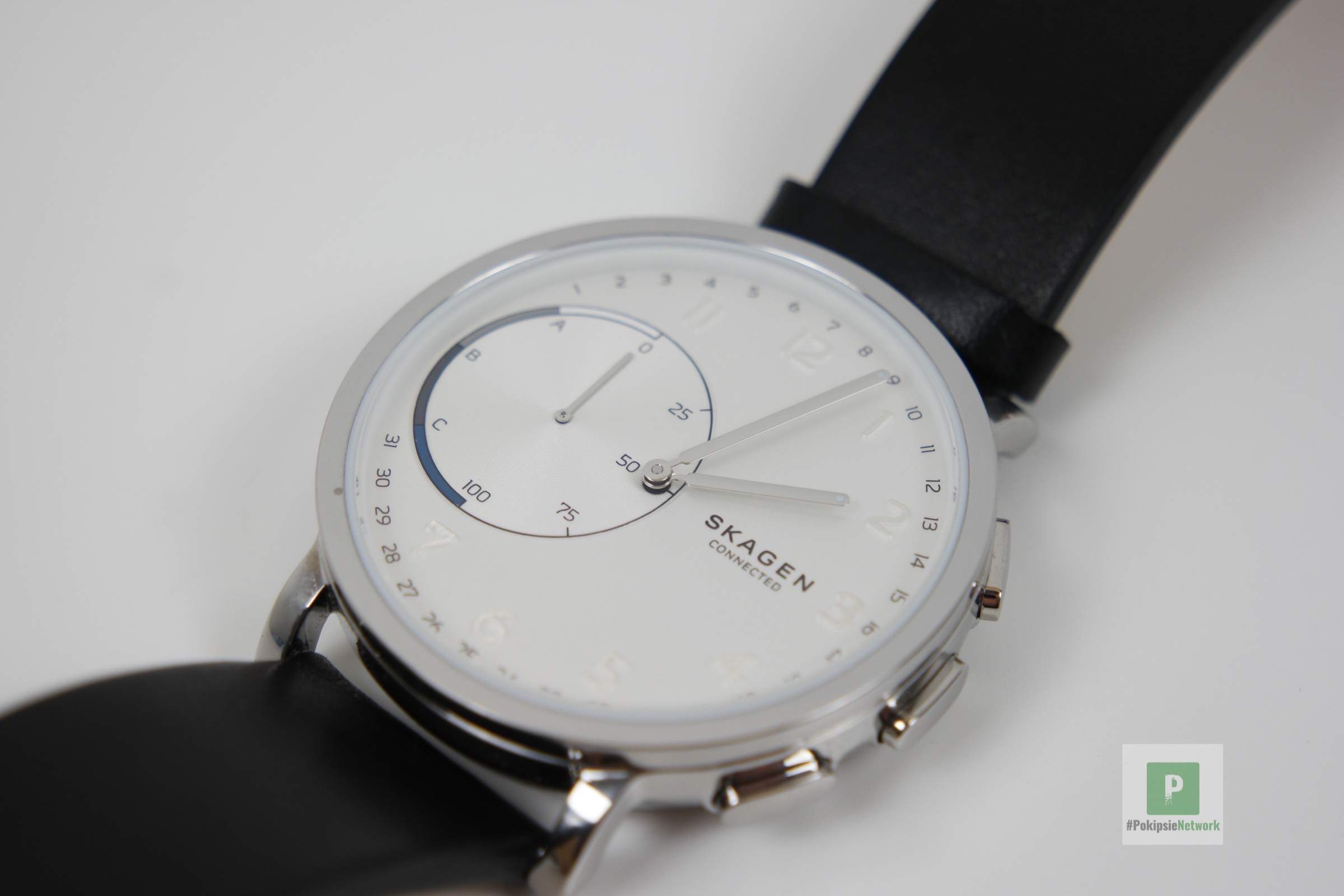 SKAGEN Hagen Connected – hybrid Smartwatch