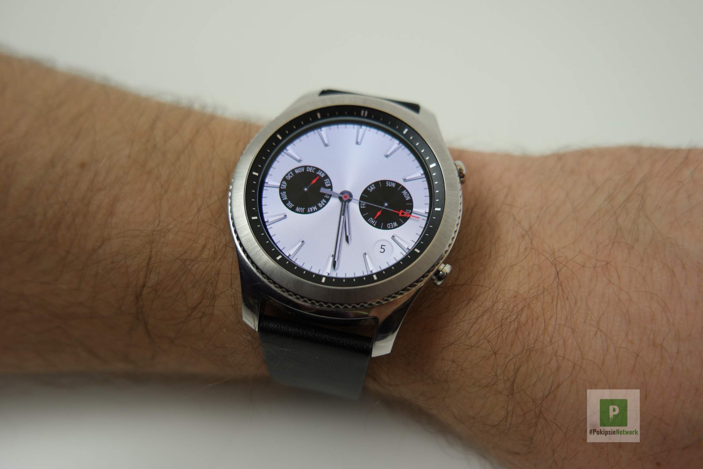 Windows 10 mit der Samsung Gear S3 entsperren