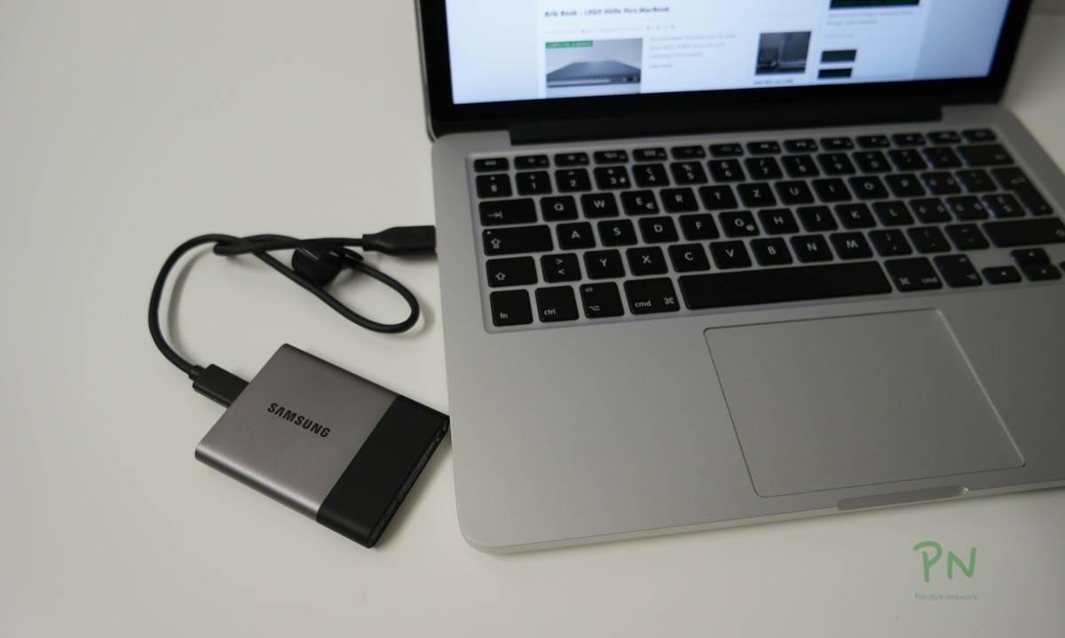 Samsung SSD T3