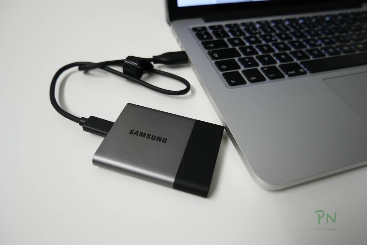 Samsung SSD T3 Testbericht