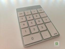 Satechi Wireless Keypad Testbericht