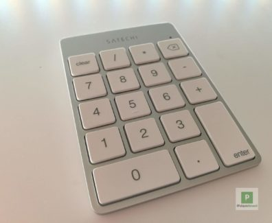 Satechi Wireless Keypad Testbericht