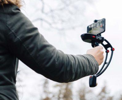 Steadicam Volt Smartphone Stabilizer bei Kickstarter