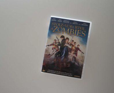 Stolz und Vorurteil und Zombies DVD Cover