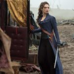 Elizabeth Bennet (Lily James)