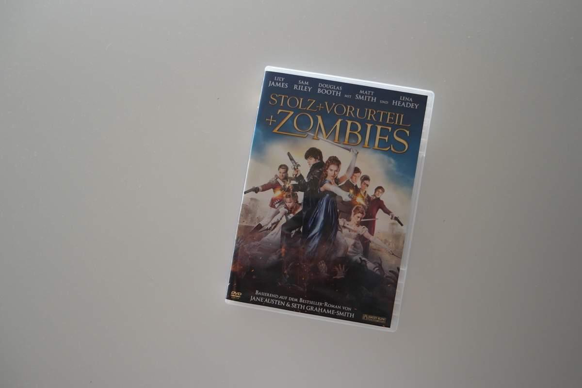 Stolz + Vorurteil + Zombies