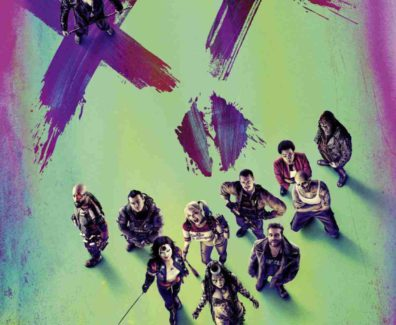 Suicide Squad – Artwork – 01 OV Teaser 1-Sheet – Smiley