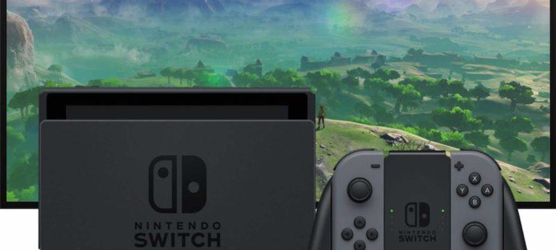 Nintendo Switch Vorstellung