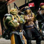 Szenen - Donatello, Michelangelo, Leonardo and Raphael