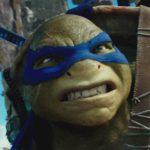 Szenen - Leonardo (voiced by Pete Ploszek)