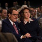 Trumbo - Szenen - 04 Dalton Trumbo (Bryan Cranston), Cleo Trumbo (Diane Lane)