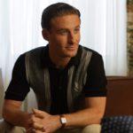 Trumbo - Szenen - 08 Kirk Douglas (Dean O'Gorman)