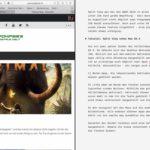 Tutorial - Split View OS X