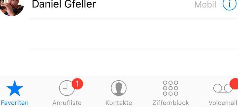 Tutorial – Visual Voicemail aktivieren bei Swisscom Salt Sunrise