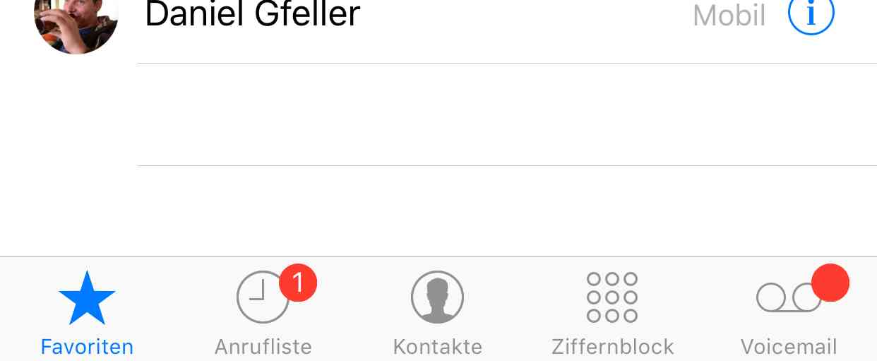 iphone voicemail aktivieren
