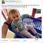 Facebook weiss ob du beim sitzen bist