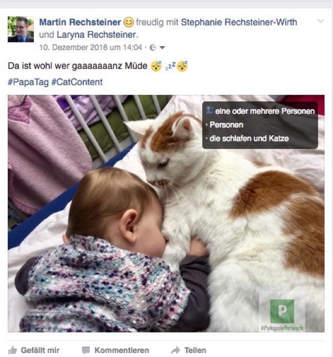 Facebook weiss, ob du schläfst