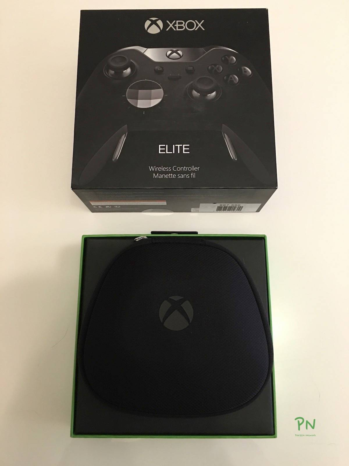 Xbox Elite Wireless Controller - Windows 10 und Mac OSX