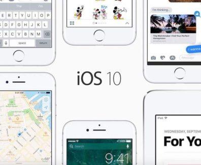 iOS 10 und seine Möglichkeiten