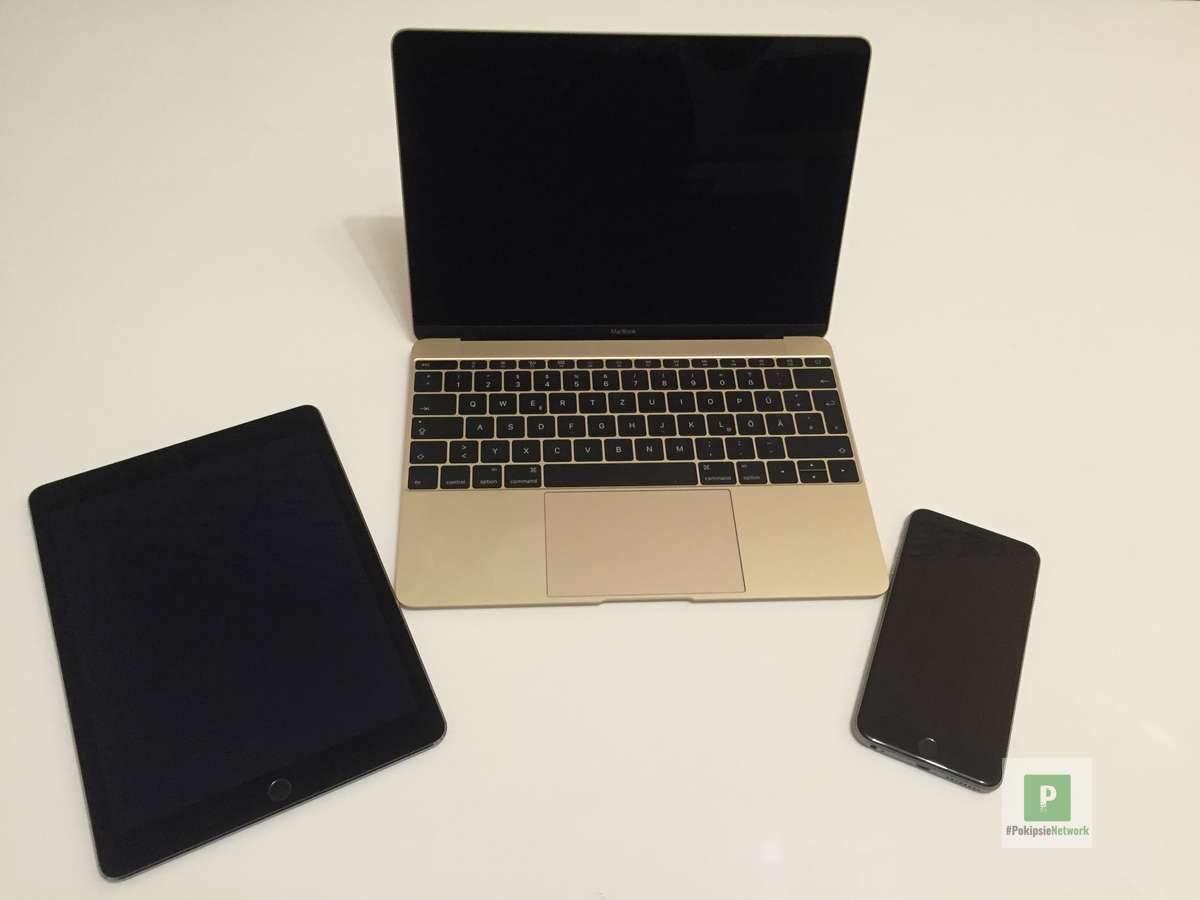 MacBook iPad - Das neue Setup, jetzt hat das MacBook vorerst ausgesorgt