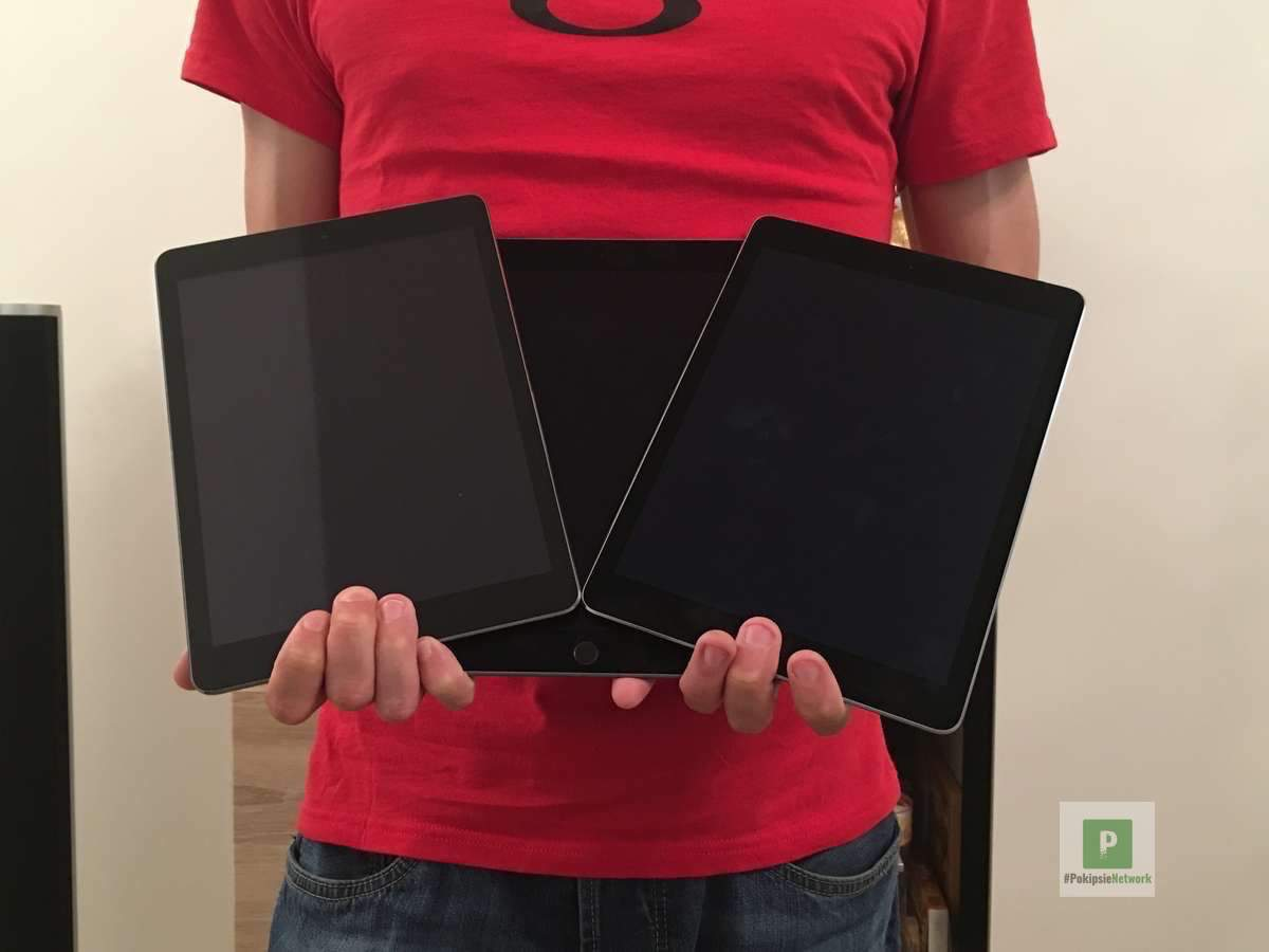 iPad Pro 9.7 - Viel Kraft in unscheinbarer Verpackung