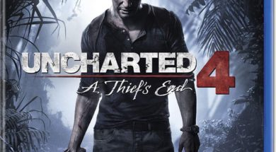 PS4 Uncharted 4 – A thief end